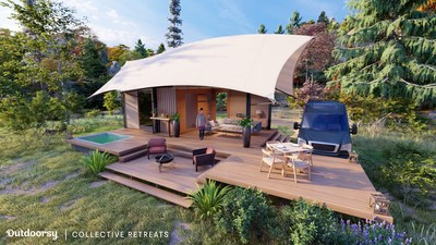 Collective Retreats Raises $23M In Series C Funding Round for New Properties and Product Innovations to Meet Continuing Post COVID Demand for Experiences in Nature