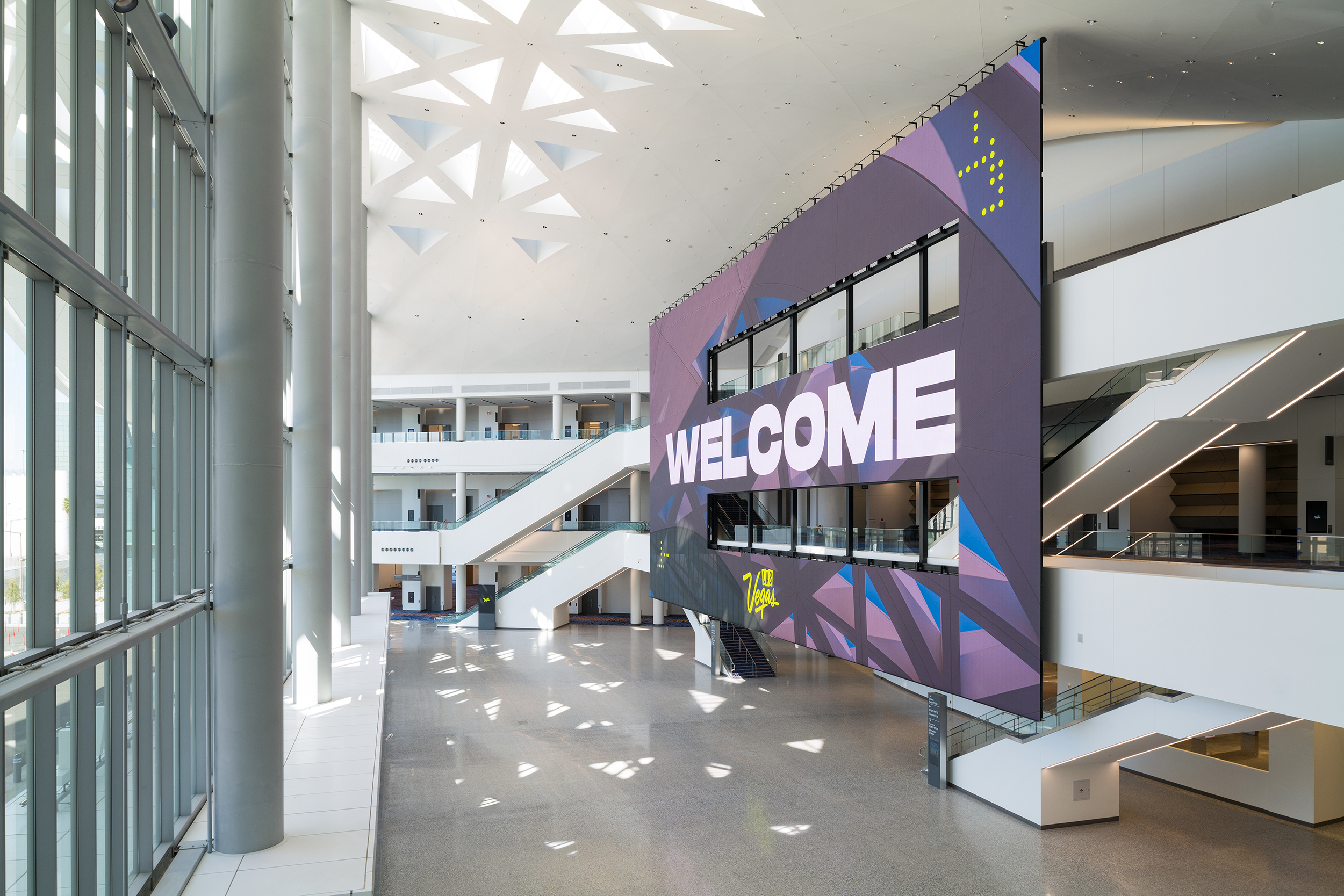 $1 Billion Las Vegas Convention Center Expansion Debuts with First Major Convention Post-Pandemic