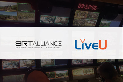 LiveU Joins SRT Alliance to Further Interoperability for High-Quality, Low Latency Video Streaming Over the Internet