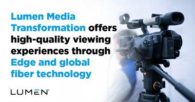 Lumen Media Transformation lleva al video en vivo y a pedido, desde la cámara al Borde (Edge)
