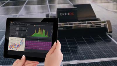 Innovative Monitoring & Control Solution for ERTHOS' Revolutionary PV Solar System
