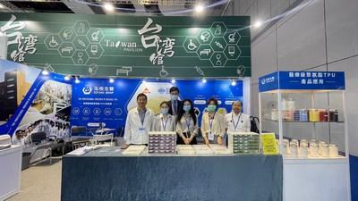 Los visitantes de ICMD quedaron impresionados por el TPU de grado médico ICP DAS-BMP
