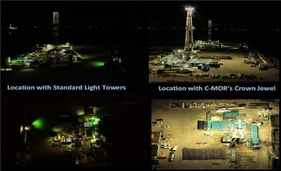 C-MOR Energy Services Revolutionary Multi-Patented Lighting Products Help Customers Meet ESG Goals