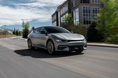 El programa de vehículos completamente eléctricos EV6
