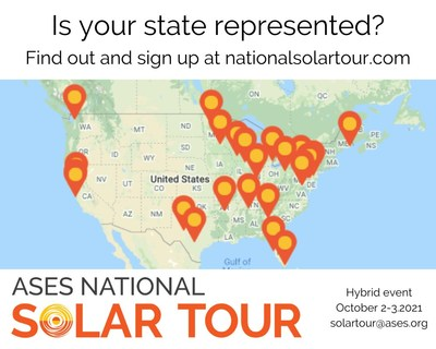 Represent Your Town on the ASES National Solar Tour
