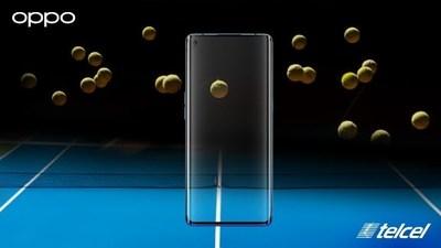 OPPO y Telcel juntos en el mejor torneo de Tenis en América Latina