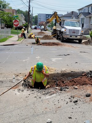 Passaic Valley Water Commission Continues to Knock the Lead Out