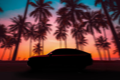 El totalmente nuevo Honda Civic Hatchback 2022 se presenta antes de su debut mundial durante el concierto