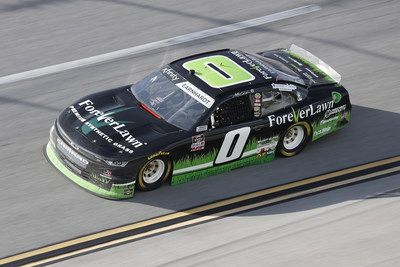 ForeverLawn Dealers Team Up to Sponsor Jeffrey Earnhardt and JD Motorsports in NASCAR Xfinity Series Race