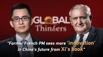 CGTN: A partir del libro de Xi, un ex primer ministro francés ve más