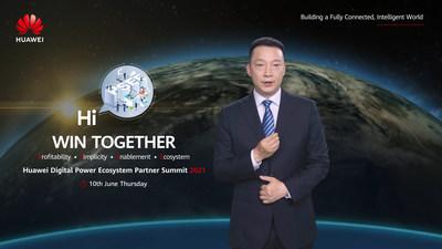 Huawei Digital Power busca conformar una comunidad de socios globales competentes para un futuro verde y brillante