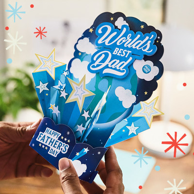 Hallmark Celebrates Dads for Showing the Way This Father's Day