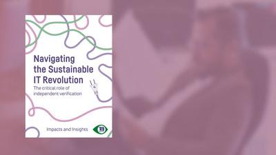 Un nuevo informe ayuda a los compradores de TI a evitar el lavado verde y las afirmaciones falsas