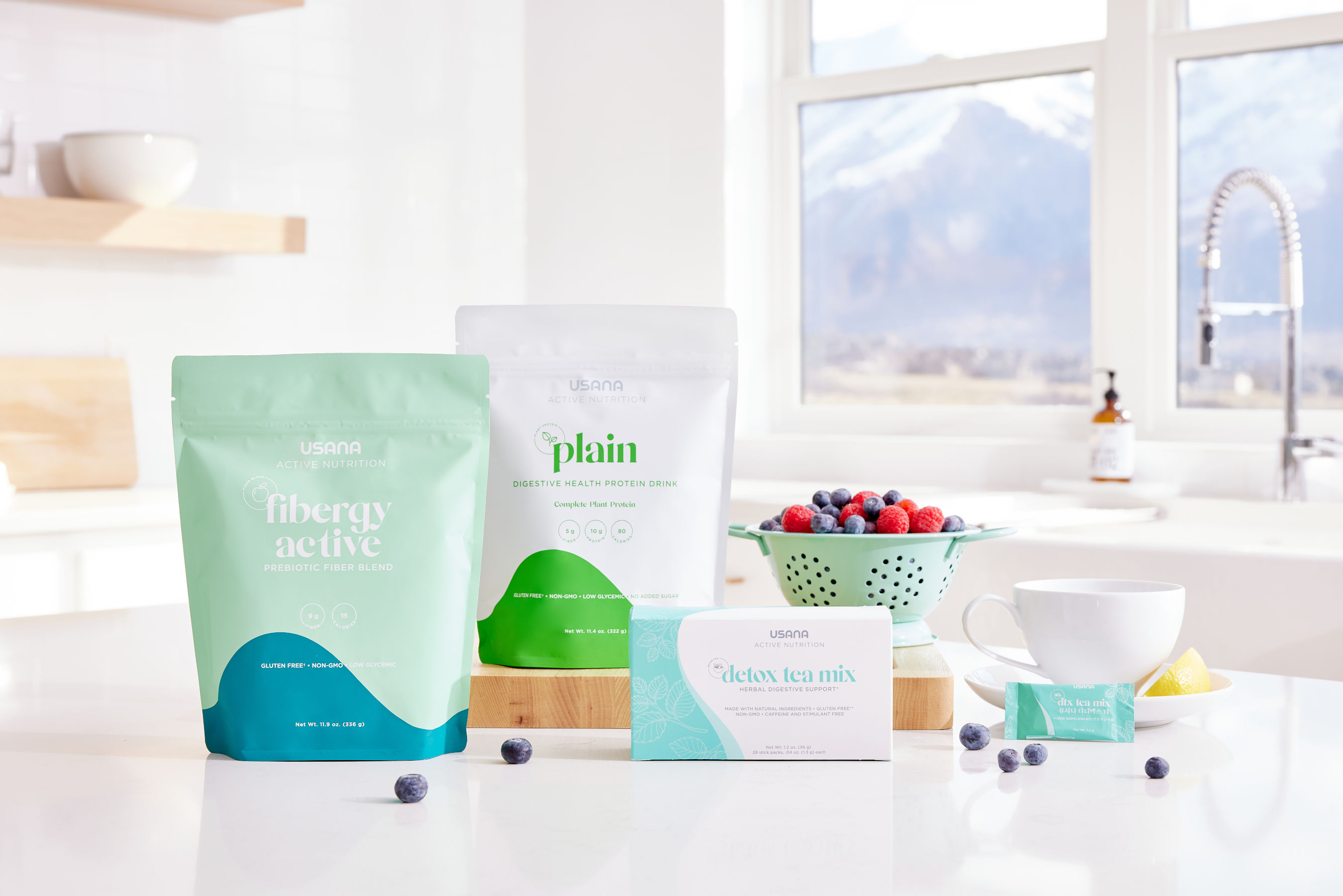 Love Your Body. Change Your World. USANA Proudly Launches New Product Line