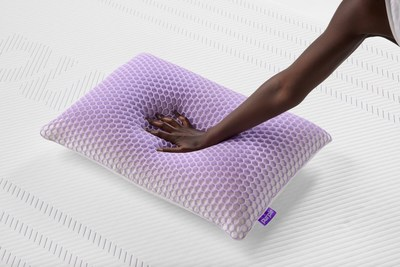 Purple Launches New Pillows, Helping Consumers Reinvent Summer Sleep