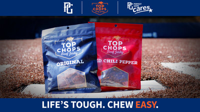 TOP Chops Becomes Official Beef Jerky Partner of Perfect Game