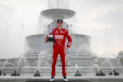 Marcus Ericsson, ronda de apertura de Honda Win en la doble jornada de Detroit