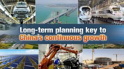 CGTN:La planificación a largo plazo es clave para el crecimiento continuo de China