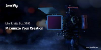 SmallRig Mini Matte Box 3196 hará que su vídeo tenga un aspecto cinematográfico