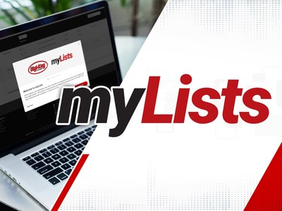 Digi-Key Electronics Launches myLists Consolidated List Management System