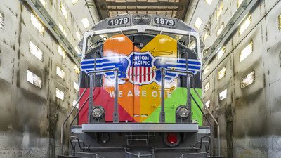 Union Pacific Announces DEI Giving Goals and