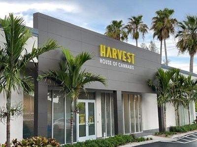 Harvest Opens Florida Dispensaries in Lehigh Acres and North Miami Beach