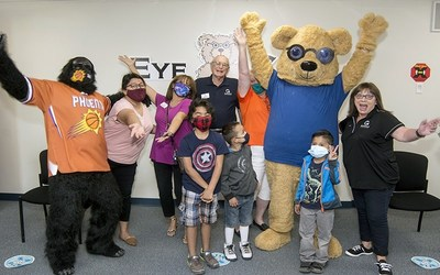 EyeCare4Kids™ Utah Nonprofit Appears in the Costco Connection June 2021 Issue and Opens Arizona Clinic