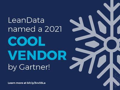 LeanData Named a Cool Vendor by Gartner