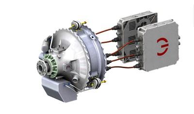 magniX presenta dos unidades de propulsión eléctrica optimizadas para su uso en vuelo