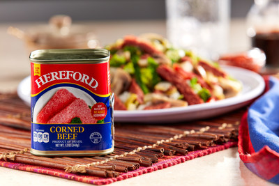Hereford Proteins Announces Year of Hereford® Corned Beef Sweepstakes
