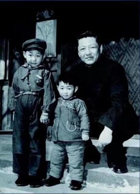 Día del padre:Xi toma al padre como modelo a seguir en la vida, el trabajo y el gobierno
