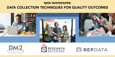 Impact of Data Collection Techniques on Data Quality: Rep Data, Research Defender and DM2 Release New Study