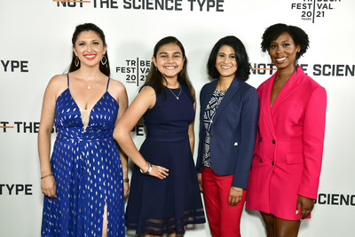 Female scientists blaze paths for future generations in 3M documentary,
