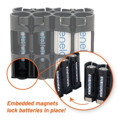 Storacell Introduces Newest Evolution to Popular Line of Made in the U.S.A. Battery Storage: 'Storacell Pro'