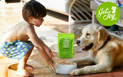 Have Dog, Will Travel - Get Joy + Co. FRESH FREEZE-DRIED Brings Convenience To The Fresh Dog Food Category