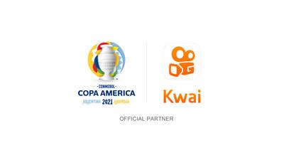 Kwai se convierte en la primera red social de la historia en patrocinar la CONMEBOL Copa América