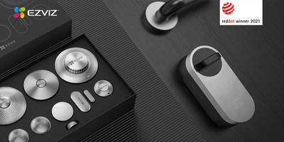 Dos productos de EZVIZ ganan los premios Red Dot por sus diseños innovadores centrados en el usuario y a la medida de los hogares inteligentes modernos
