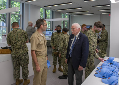 USO Opens New Center in New London, Connecticut, with Support from Pratt & Whitney