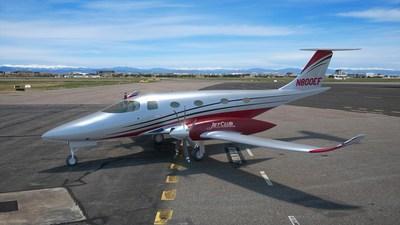 JetClub vuela hacia un futuro sostenible con el avión eléctrico