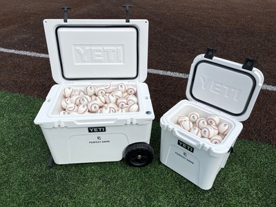 YETI® Becomes Official National Cooler and Drinkware Partner of Perfect Game