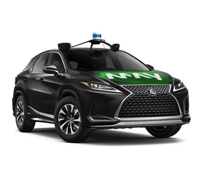 Toyota Mobility Foundation, Energy Systems Network y May Mobility inauguran un servicio gratuito de transporte autónomo en Indianápolis