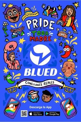 Blued lanza la campaña