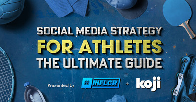 INFLCR Partners With Creator Economy Platform Koji To Help Student Athletes Monetize Their Social Media Audiences Compliantly