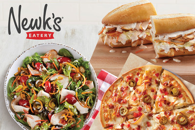 Newk's Kicks Off Summer with Limited-Time
