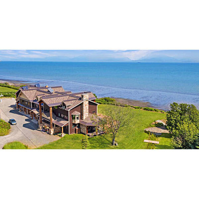 The Larner Global Group Announces The Second Star Mansion In Homer, Alaska For Sale At $9,000,000