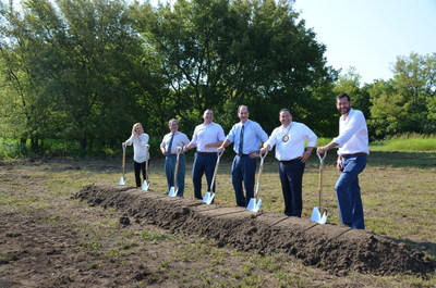 Aristocrat Gaming™ Breaks Ground on New Facility in Tulsa