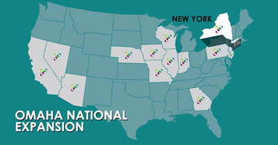 Omaha National Announces Expansion to New York